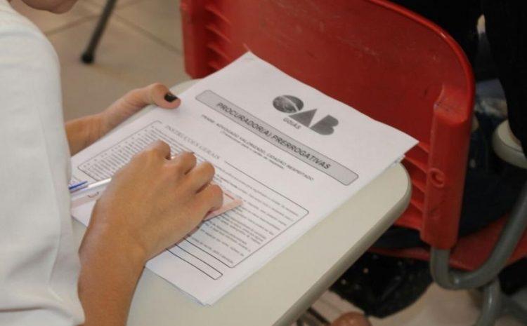 Pela quarta vez, OAB adia segunda fase do XXXI Exame de Ordem