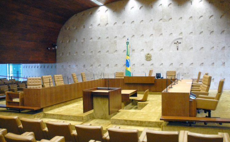 STF prorroga sessões de julgamento por videoconferência até o fim de 2020
