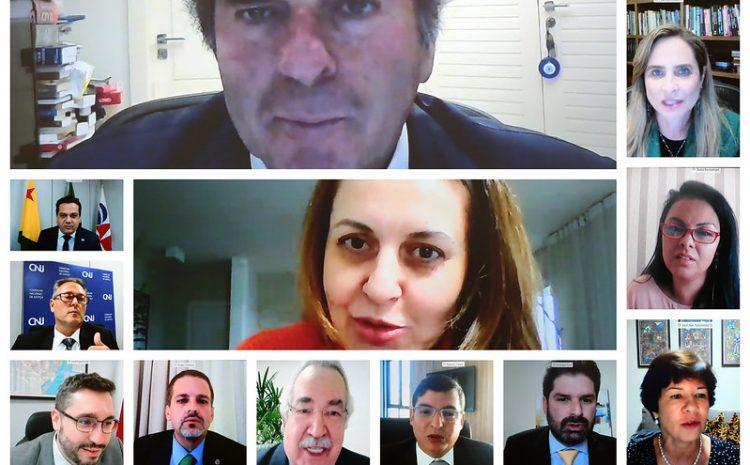 Tribunais terão que regulamentar sistema de videoconferência para audiências, define CNJ