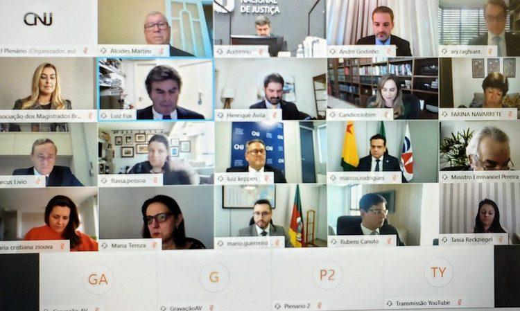 CNJ proíbe pagamento retroativo de auxílio-moradia a magistrados
