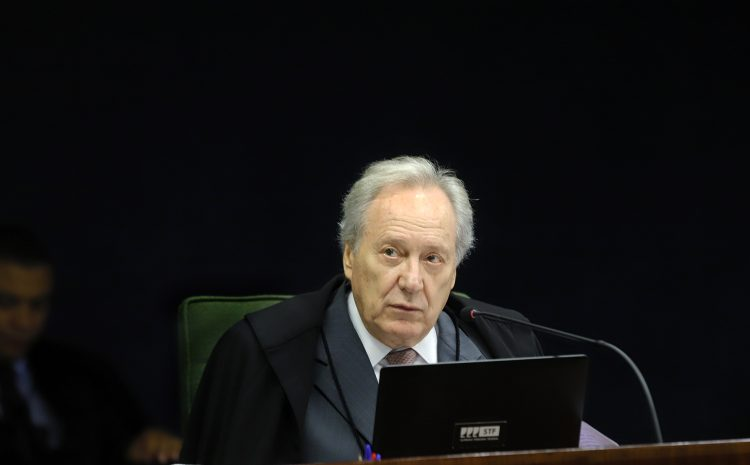 Ricardo Lewandowski é eleito para compor TSE como ministro substituto