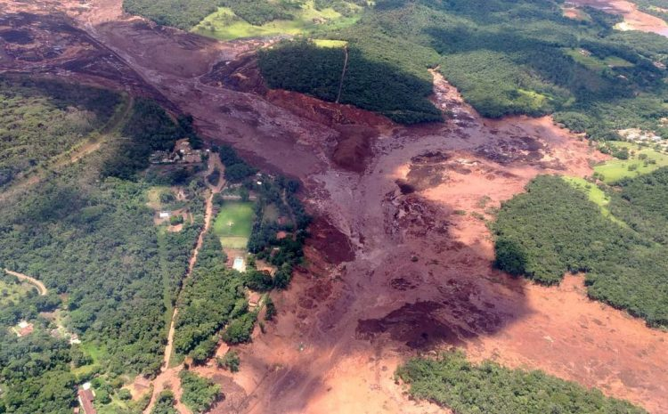 Vale pagará R$ 250 milhões em multa ambiental por Brumadinho