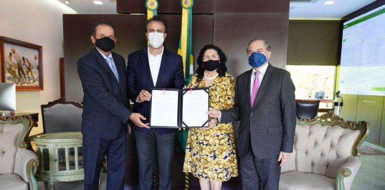 Judiciário cearense ganha programa de modernização