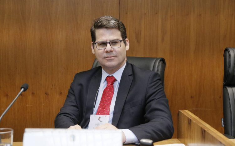 Juiz Bruno Lacerda é reeleito coordenador da Câmara Nacional de Gestores de Precatórios