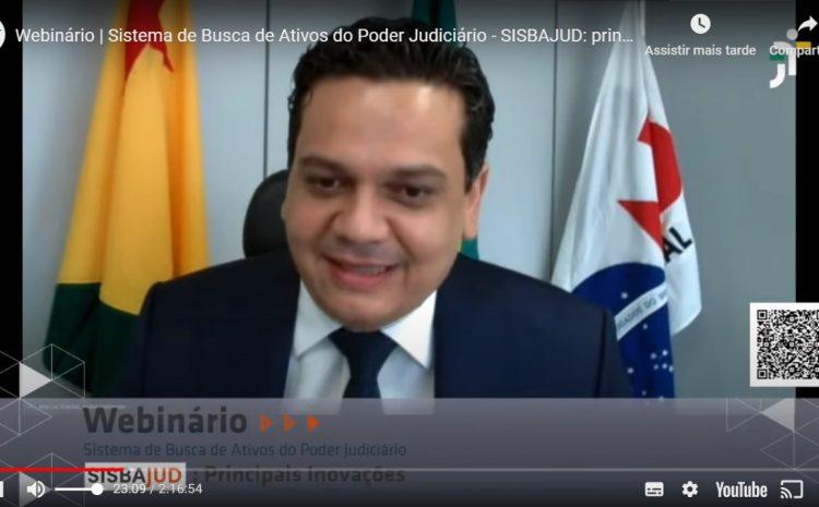 Judiciário acelera execução de processos com o Sisbajud