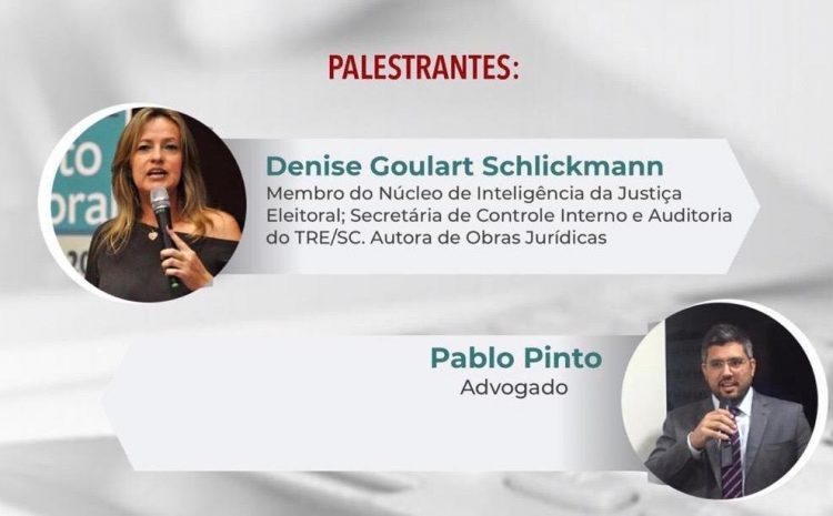 """""""Eleições e Prestação de contas"""" é tema de webinar nesta quinta (01/10)"""