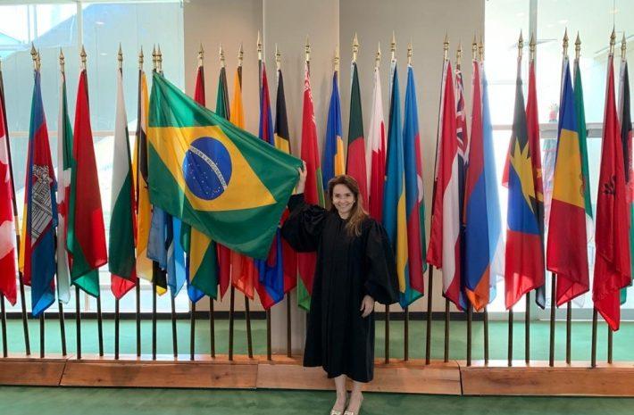 Juíza brasileira vai presidir o Tribunal de Apelações da ONU