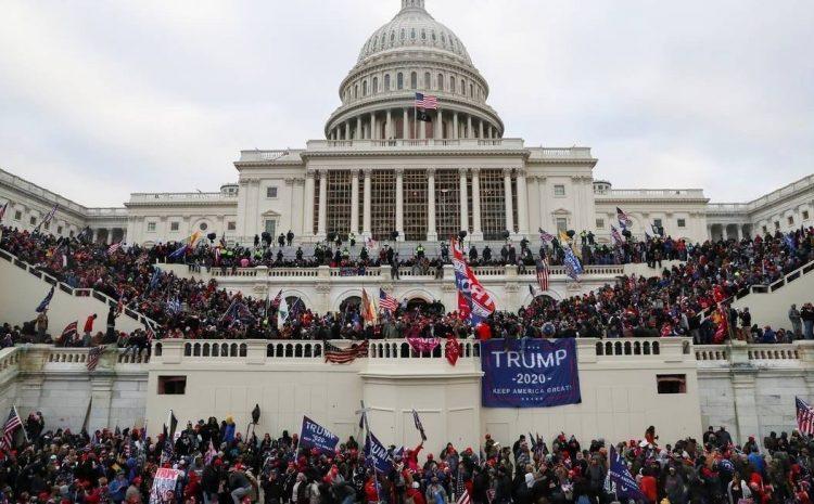 Invasão ao Congresso americano deve colocar democracia brasileira em alerta, diz Fachin