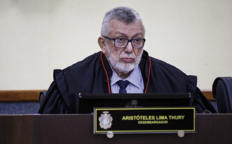 Luto: Presidente do TRE-AM, Aristóteles Thury, morre vítima de Covid-19