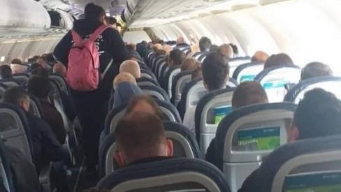 MPF pede a exigência de exame de Covid em voos nacionais