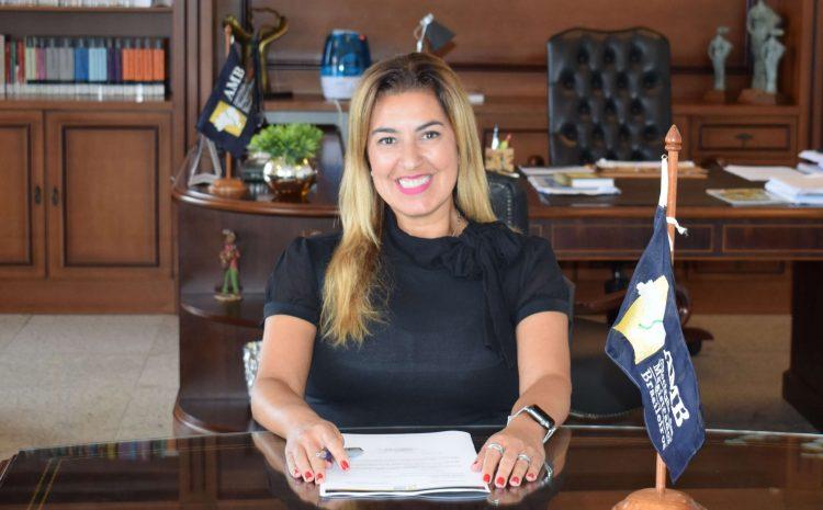 Renata Gil assumirá a coordenação da Frentas