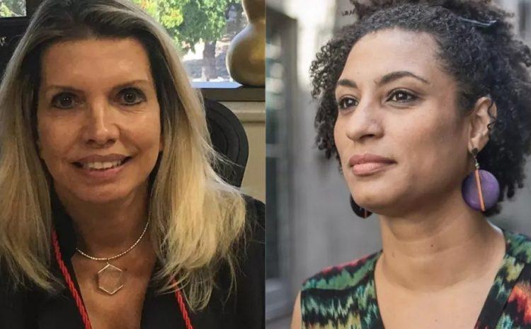 STJ absolve desembargadora que ofendeu memória de Marielle Franco