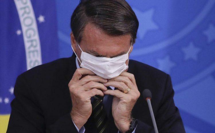 OAB pede à PGR que Bolsonaro responda por crimes contra a saúde durante a pandemia