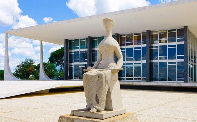 STF aprova lista tríplice para ministro do TSE na classe dos juristas
