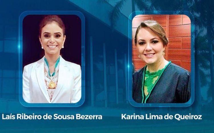 Duas novas juízas do TRT-RN tomarão posse nesta sexta (30)