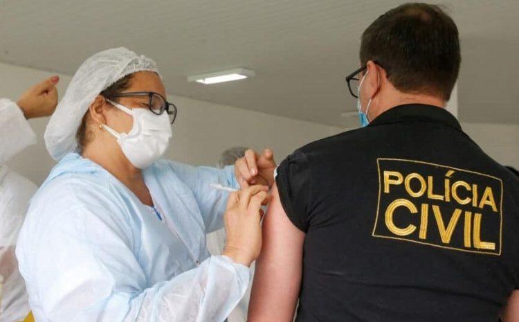 Lewandowski suspende antecipação de vacina de policiais e professores