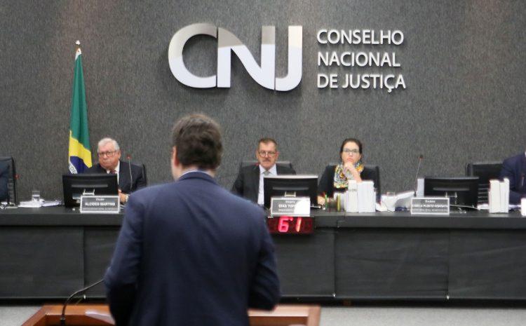 CNJ aprova criação de cadastro de administradores judiciais