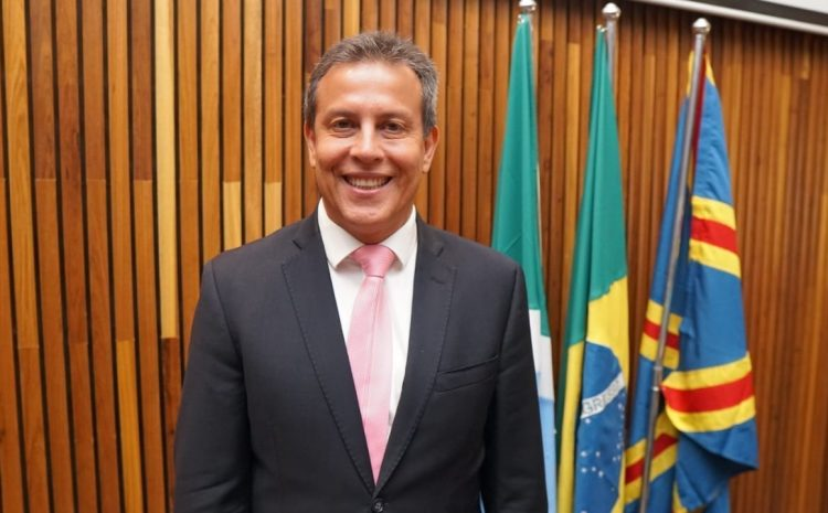 Desembargador Amaury Rodrigues Pinto Junior é indicado para ministro do TST