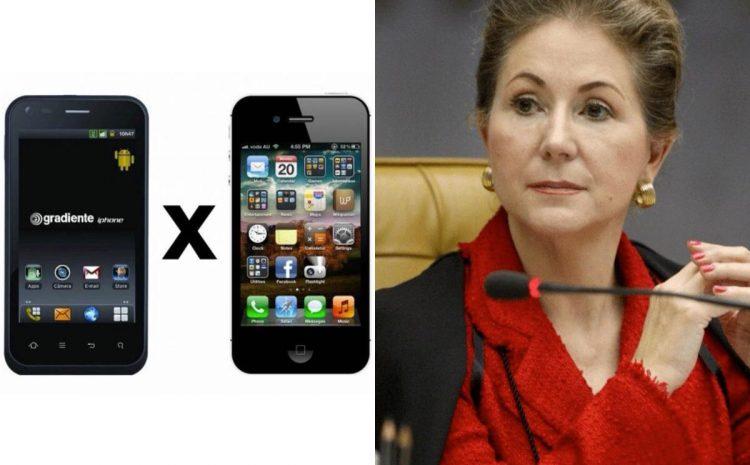 Mediação envolvendo Apple e Gradiente pelo uso da marca iphone termina sem acordo