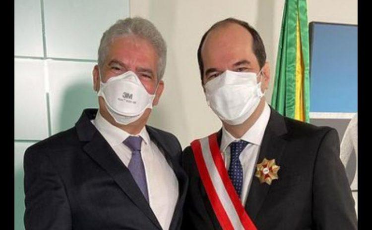 José de Lima assume temporariamente cargo de procurador-geral do Trabalho