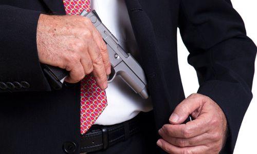 A FAVOR OU CONTRA? Conselho da OAB-DF vai ouvir advogados sobre porte de arma