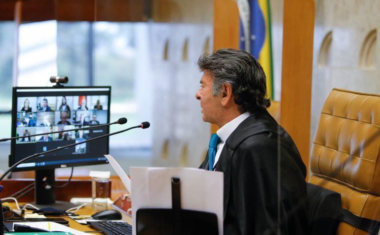 STF retoma sessões plenárias nesta segunda com questões trabalhistas na pauta