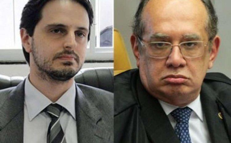 CNMP forma maioria para suspender promotor de MT, por perseguição a Gilmar