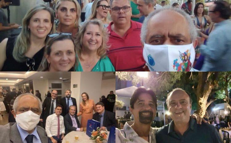 PÃO E CIRCO: OAB-MG faz grandes festas de confraternização com conselheiros e convidados