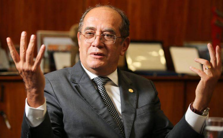 """""""Temos de acreditar na boa-fé de Bolsonaro"""", afirma Gilmar Mendes"""
