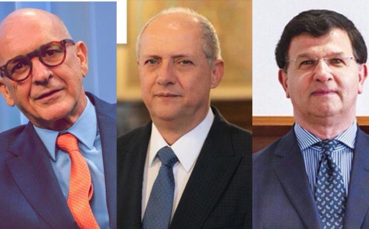 Soares de Mello Neto, Anafe e Abrão disputam a Presidência do TJ-SP