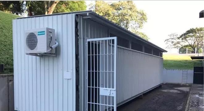 USO LIBERADO: STJ mantém reativação de contêineres como celas em Florianópolis