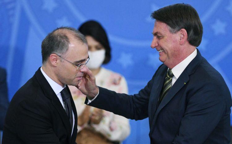Logo STF terá André Mendonça como ministro, diz Bolsonaro