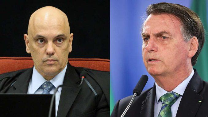 Moraes prorroga inquérito sobre suposta interferência de Bolsonaro na PF por mais 90 dias