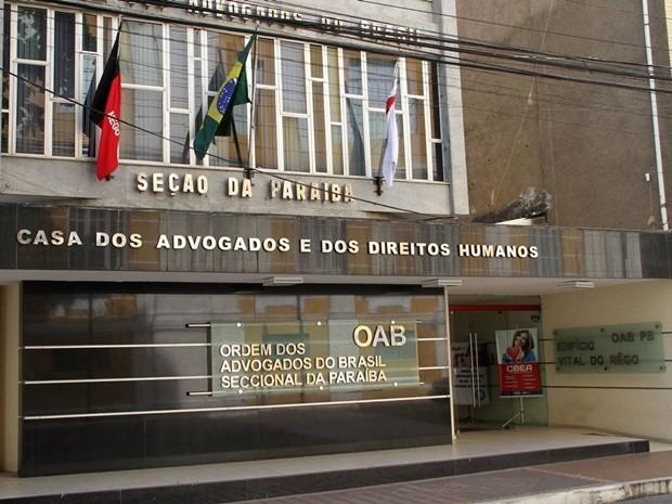 OAB-PB: Raoni entra com pedido na Justiça para que advogados inadimplentes tenham o direito de votar